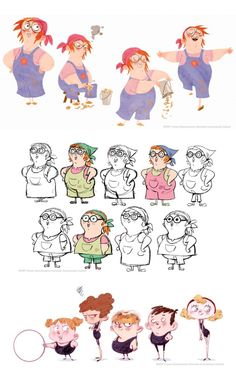little-rikke-sylvain-Marc-7 ✤    CHARACTER DESIGN REFERENCES   キャラクターデザイン • Find more at https://www.facebook.com/CharacterDesignReferences if you're looking for: #lineart #art #character #design #illustration #expressions #best #animation #drawing #archive #library #reference #anatomy #traditional #sketch #development #artist #pose #settei #gestures #how #to #tutorial #comics #conceptart #modelsheet #cartoon #small #people    ✤