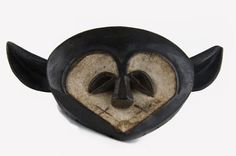 Ape Mask from the Dark Africa Collection.
