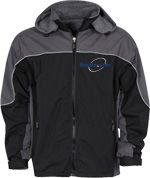 Scuba After Dive / Surf Hooded Jacket with Polar Fleece Lining