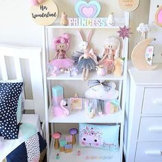 Oh my goodness could this shelf be full of possibly any more gorgeous pastel goodness? So happy to see my kitty floral crown cushion included on the bottom shelf. Dream Bedroom, Girls Bedroom, Paris Bathroom Decor, Personalised Cushions, Personalized Wall Art, Just Girl Things, Floral Crown, Bedroom Inspiration, Art For Kids