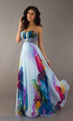 Mardi Gras Themed Bridesmaid Dresses