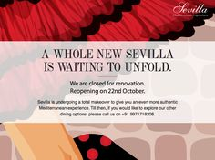 They say #Change is the only #Constant in life. But at times, it can really astonish you. #Sevilla #TheClaridgesNewDelhi