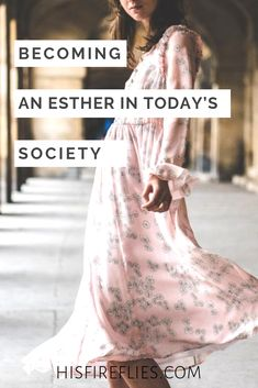 Esther was more than your average woman. She found favor in the king's eyes. But she was more than just a beautiful woman. She knew her purpose as a daughter of God, and it showed. Christian Girls, Christian Life, Book Of Esther, Esther Bible Study, Bible Verses For Girls, Fast And Pray, Bible Study Tips, Biblical Womanhood, Proverbs 31 Woman