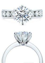 Tiffany wedding ring