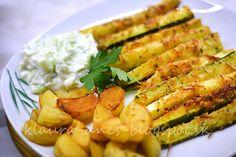 Tzatziki, Zucchini, Vegetables, Cooking, Food, Kitchen, Essen, Vegetable Recipes, Meals