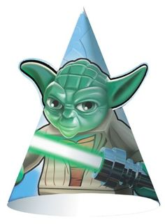 LEGO Star Wars Cone Hats Party Accessory - List price: $10.17 Price: $2.37 Saving: $7.80 (77%)