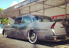 1955 Buick | Pinned by Chris Leong