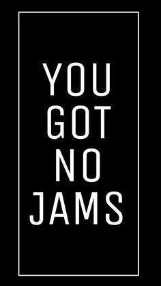 Jimin you got no jams XD