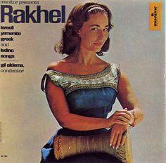 Rakhel Hadass - Rakhel: Israeli, Yemenite, Ladino, Arabic and Greek Songs