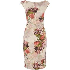 Adrianna Papell Evening short wrap rouched shift dress (4.755 RUB) ❤ liked on Polyvore featuring dresses, clearance, graphic floral print, pink dress, embroidered dress, floral dresses, short-sleeve shift dresses and floral embroidered dress