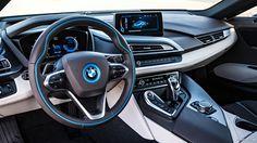BMW i8 Interior, Electric Revolution
