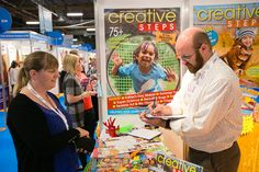 Manchester welcomed Childcare Expo with open furry arms at EventCity In June 2016 and what a show it was. The Northern visitors came in their thousands through the doors as Dave Benson Phillips, children's 90s TV legend cut the ribbon to kick off the event. #EYFS #exhibition #earlyyears #CPD #learning #childcare #children