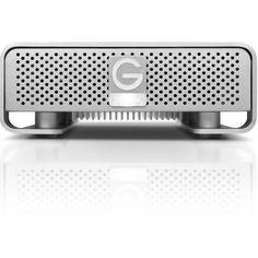 G-Technology G-Drive 2 TB 7200 RPM Professional-Strength External Hard Drive,