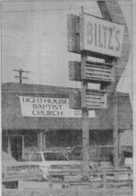 Lighthouse Baptist Church of Lafayette, Indiana, is an independent, fundamental, King James