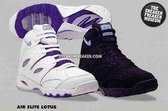 a753ee0a899820 Nike Air Elite Lotus - Classic colourways! Air Jordans