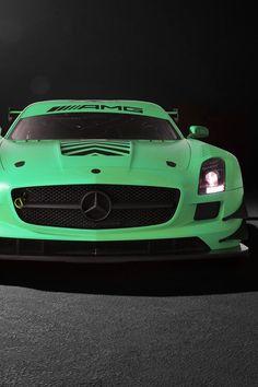 Mercedes-Benz SLS GT3 AMG 45th Anniversary Edition