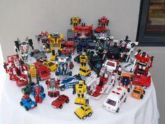 Transformers G1 Season 1 Autobots