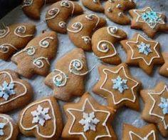 Pierniki staropolskie na ciescie dojrzewajacym Gingerbread Cookies, Desserts, Food, Gingerbread Cupcakes, Tailgate Desserts, Deserts, Essen, Postres, Meals