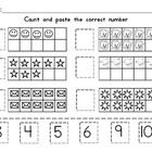 Counting Worksheet- Tens Frame/ say the ten fact Envision Math Kindergarten, Counting Worksheets For Kindergarten, Kindergarten Math Worksheets, Preschool Math, Math Resources, Maths, Numbers For Kids, Math Numbers, Singapore Math