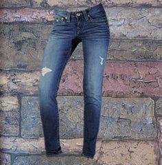 Women Jeans Pattern 204 #AA