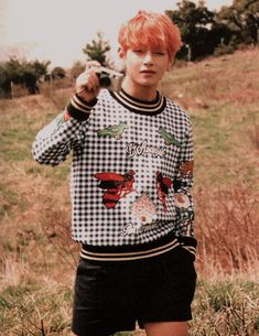 BTS V | Taehyung | Young Forever Album scan | source: sugutie@tumblr