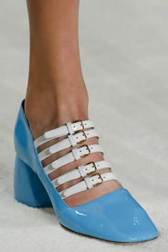 All the Shoes of Fashion Week