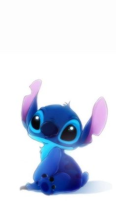 "I love Stitch so much! He's so adorable😍❤ Ever since I've watched ""Lilo&Stitch"" I want an alien as pet😂 Disney Phone Wallpaper, Cartoon Wallpaper Iphone, Cute Cartoon Wallpapers, Lilo Y Stitch, Cute Stitch, Walpapers Cute, Disney Stich, Stitch Drawing, Cute Disney Drawings"