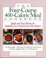 Four-Course 400-Calorie Meal Cookbook