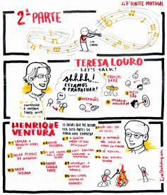 IGNITE Portugal #47 - Cid Carmo; Teresa Louro; Henrique Ventura