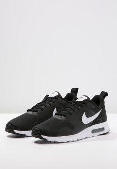 timeless design 0ee6d 9eb7a Nike Sportswear AIR MAX TAVAS - Sneakers - blackwhite - Zalando.se Air