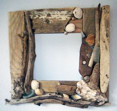 driftwood picture frames - Google Search
