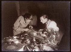 Allemagne, années 1920 : Joris Ivens, Germaine Krull, Eli Lotar et Jean Dréville…