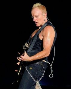 868331cd Phil Collen, Def Leppard, Great Bands, Rock N Roll, Sheffield, Twins