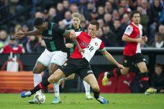 Stefan de Vrij. Nu al de beste voetballende verdediger in de eredivisie. Treedt in Oranje zonder twijfel in de voetsporen van Frank de Boer. Nog twee jaar blijven en dan naar een Europese topclub.