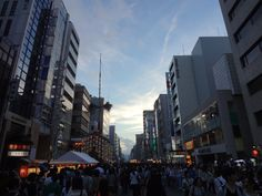 Chun-Hsiao Wang: One of the biggest festivals in Kyoto. Streets in Kyoto City were closed to forbid driving in order to allow more than ten thousands of tourists to come to experience fun Japanese traditional culture.