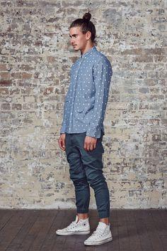 Macho Moda - Blog de Moda Masculina: Calças Coloridas Masculinas: Dicas para…