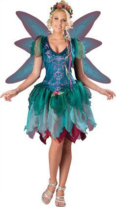 Enchanted Faerie Elite Adult Costume