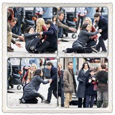 Different angle of Regina getting up, so glad Henry is there for her!