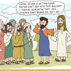 funny jesus cartoons wallpapers