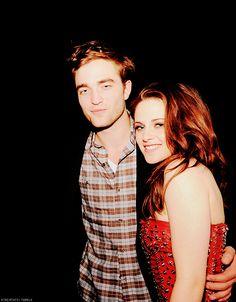 Rob Pattinson & Kristen Stewart