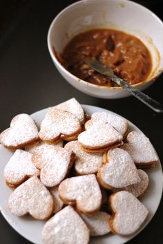 Sweet Recipes, Healthy Recipes, Christmas Is Coming, Food To Make, Nom Nom, Muffin, Food And Drink, Sweets, Cookies