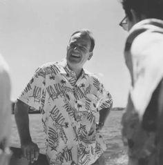 The Duke in Hawaii