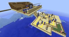 Civcraft is a project from Danish educator André Chercka, who has used Minecraft to create an in-game classroom and levels  that simulate another fantastic game, Civilization. #gbl #education #teaching #learning #games
