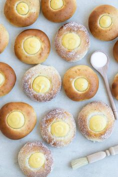 Fika, Doughnut, Hamburger, Pancakes, Treats, Healthy, Sweet, Desserts, Pastries