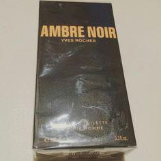 Loción para hombre Ambre Noir