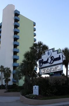 "Coral Beach Resort & Suites was named ""Best Family Accommodations"" in Myrtle Beach by the Travel Channel!  Click on the pin for Myrtle Beach area hotel deals!"