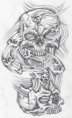 Tattoos Discover ten skullz by markfellows on DeviantArt Evil Skull Tattoo Skull Tattoo Design Tattoo Design Drawings Tattoo Sleeve Designs Skull Tattoos Tattoo Sketches Body Art Tattoos Hand Tattoos Sleeve Tattoos Evil Skull Tattoo, Evil Tattoos, Skull Sleeve Tattoos, Tattoo Sleeve Designs, Body Art Tattoos, Hand Tattoos, Key Tattoos, Tattoo Design Drawings, Skull Tattoo Design