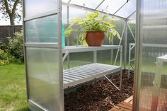 Grow Master 8x6 Greenhouse  http://www.greenhousestores.co.uk/Grow-Master-8x6-Greenhouse/