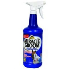 Absorbine Miracle Groom Spray Bottle, Cleaning Supplies, Groom, Barn, Interview, Products, Converted Barn, Cleaning Agent, Grooms