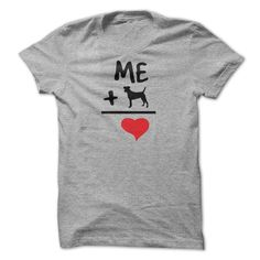 Dog Math - 1 Dog #pet #tshirt